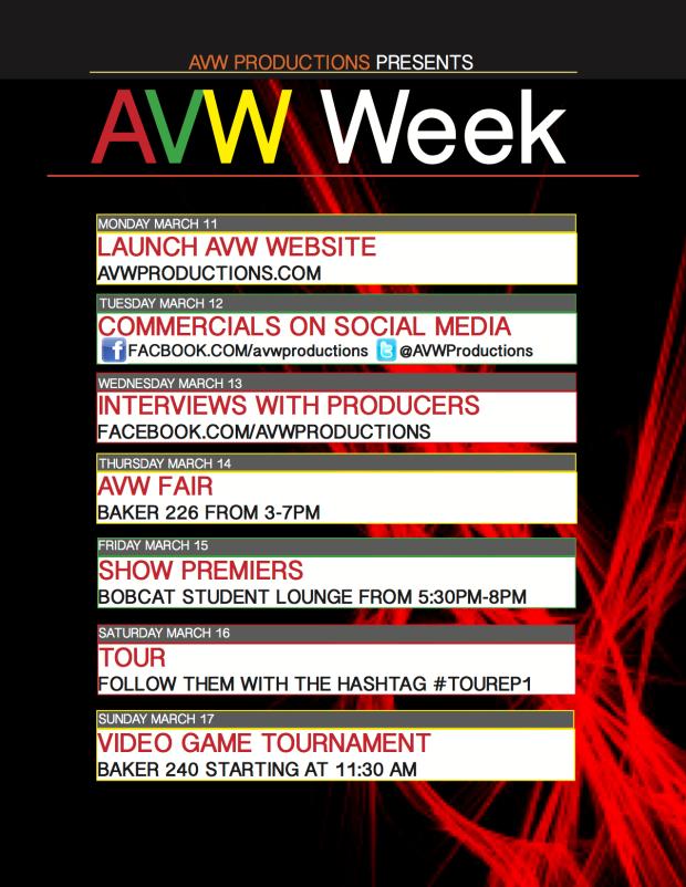 AVW Week